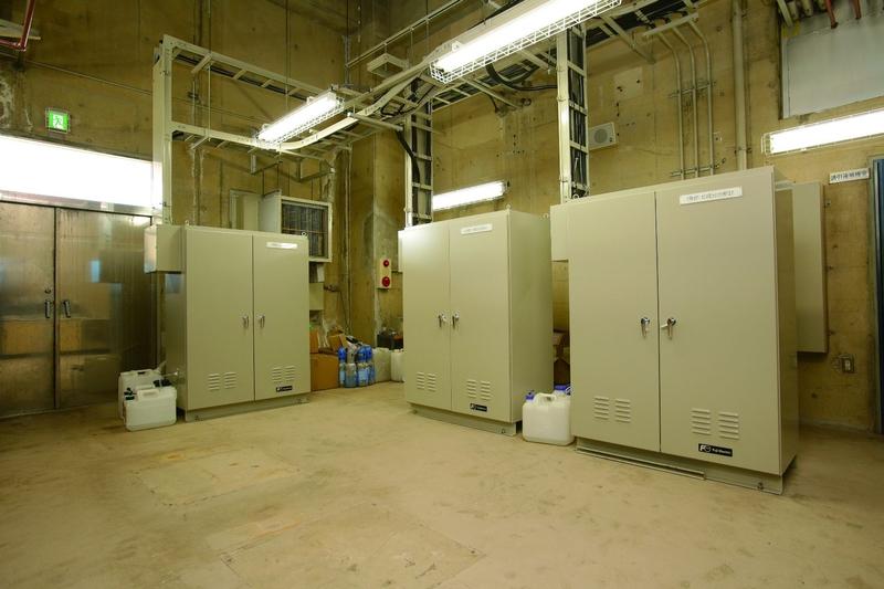 排気ガス分析装置
